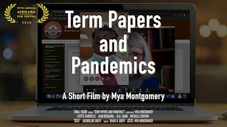 Term Papers & Pandemics