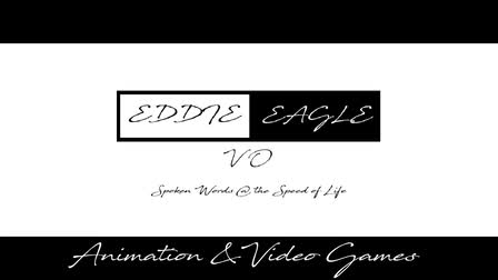 Eddie Eagle VO Animation and Video Game Character Demo