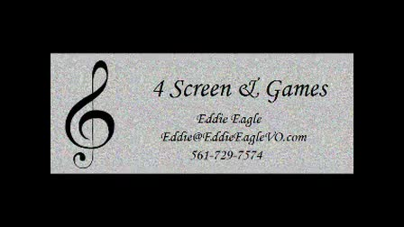 Eddie Eagle Music and Sound Scape Demo Reel