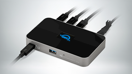 OWC Introduces the Thunderbolt Hub for Thunderbolt 4