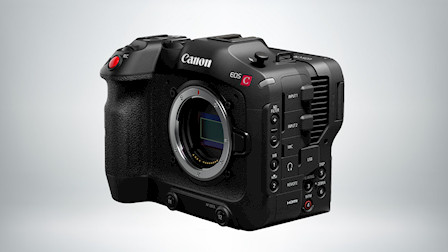 The Canon EOS C70 4K Digital Cinema Camera Packs Cinema EOS Imaging Features Into Still Camera Ergonomics