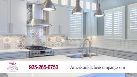 Commercial for American Kitchen Company