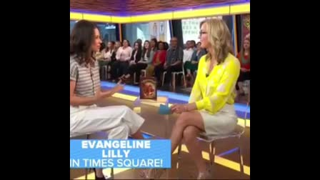 Evangeline Lily for GMA