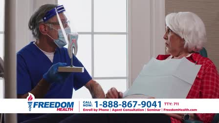 Freedom National Commercial Campaign