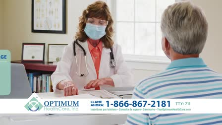 Optimum Health Insurance National Campaign Spanish 60