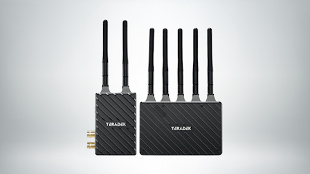 Introducing the Bolt 4K LT Teradek's Compact Solution to 4K HDR Wireless Video
