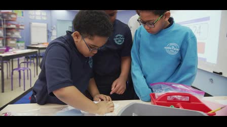 KIPP STEM: The Next Generation of STEM
