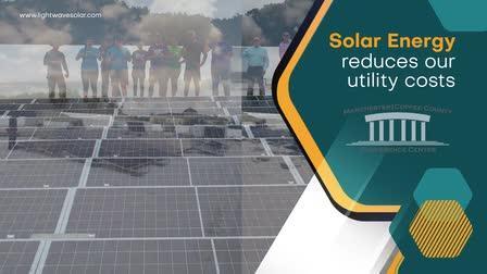 MCCCC Solar Install
