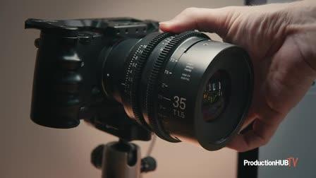 The Sigma fp as a Live Stream Web Camera