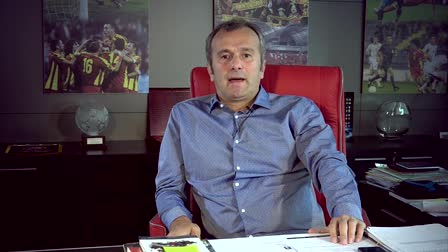 Interview Dejan Savicevic, President of the Football Association of Montenegro