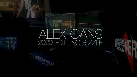 Gans Edit Sizzle