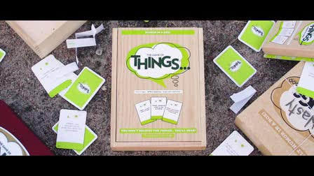 The Game of Things - Mobile App Launch