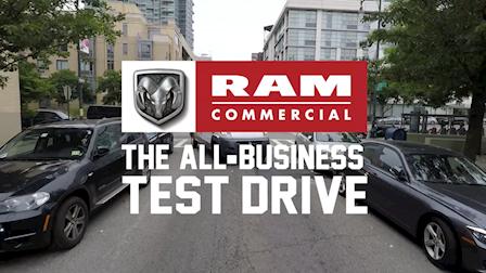 Ram ProMaster Van Commercial