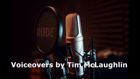 Voiceovers by Tim McLaughlin Demo