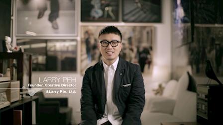 Designer of the Year - Larry Peh