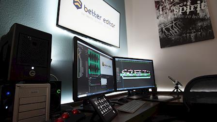 My Pro Editing Setup
