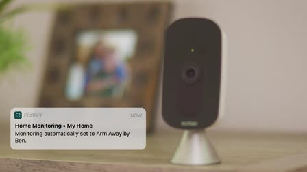 Ecobee: Home Security Device Commercial