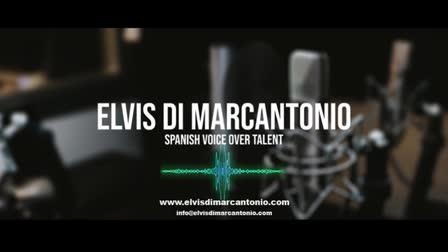 Elvis Di Marcantonio - Commercial Demo