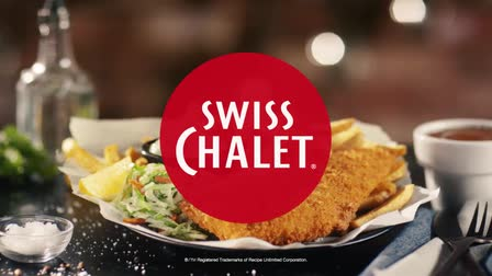 "Swiss Chalet ""Fish & Chips"""