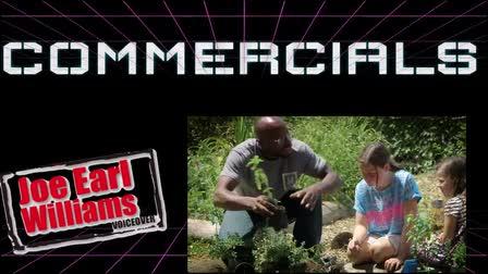Joe Earl Williams Commercial Sample Video