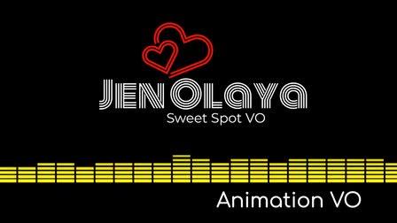 Jen Olaya's Animation Character Demo