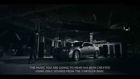 Chrysler 300 C - Feel the rythm of your drive