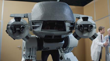 Our RoboCop Remake - Parody