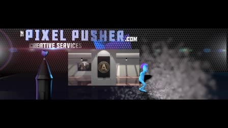 PIXEL Pusher Creative Services Ad Anim
