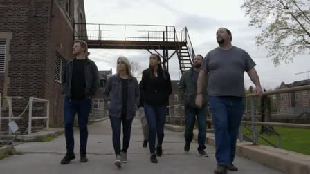 A&E Worlds Biggest Ghost Hunt