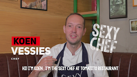 Promo Video for Chef of the Year - Koen Vessies
