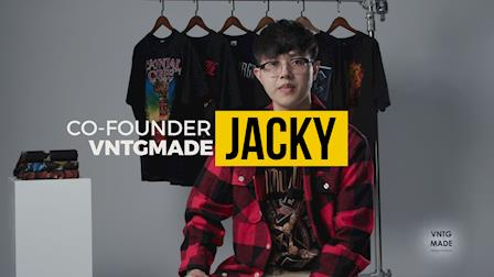Short Promo Video for Startup Brand in Fashion Scene: VNTGMADE