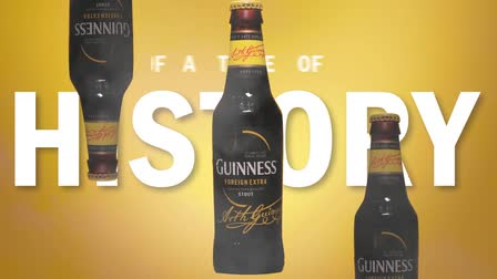 Product Video for Guinness's Foreign Extra Stout