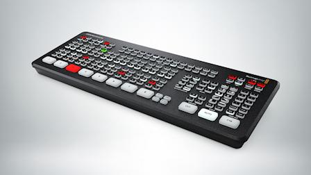 Blackmagic Design announces  ATEM Mini Extreme Switcher