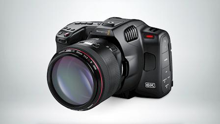 Blackmagic Design Announces Pocket Cinema Camera 6K Pro