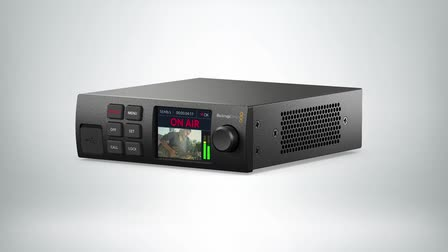 Blackmagic Design Announces New Blackmagic Web Presenter HD