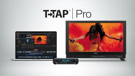 AJA Unveils T-TAP Pro to Simplify 4K/UltraHD and 2K/HD/SD Monitoring