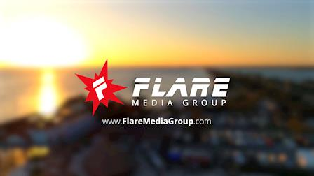 Make some waves with Flare Media Group!