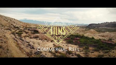 Spectrograph Films - Commercial Reel