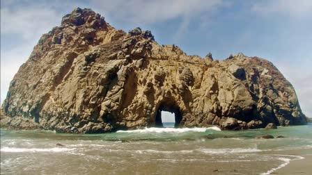 Pfeiffer Rock, Big Sur, CA (Mr. Location Scout)