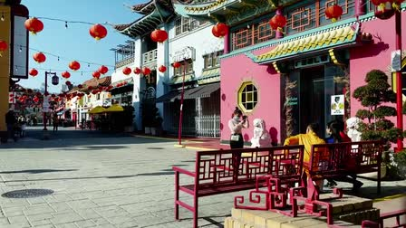Chinatown, Los Angeles - Film Location (Mr. Location Scout)