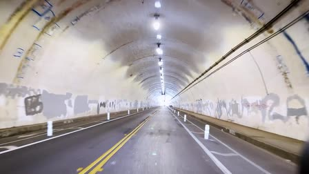 3rd Street Tunnel - Los Angeles Film Location (Mr. Location Scout)