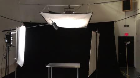 Behind the Scenes of New $500/half day Studio!