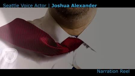 Joshua Alexander Narration Demo Reel