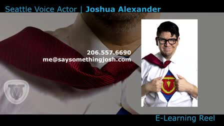 Joshua Alexander E-Learning Demo Reel