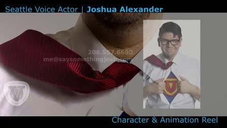 Joshua Alexander Character & Animation Demo Reel