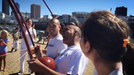 Capoeira: Live the Game (Film Trailer)