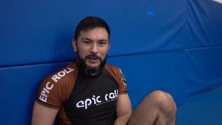 Dimitri Chrisos BJJ Promotional Video