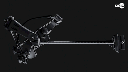 DI4D launches new Head-Mounted Camera optimized for 4D facial performance capture