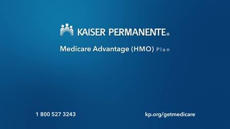 Kaiser Permanente  Medicare Animated TVC