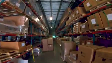 The warehouse job